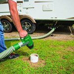 What Is The Best RV Sewer Hose? (Dimensions you should know before buying)