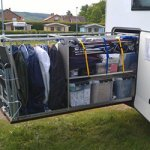 20 Storage Ideas For RV Closets With Pictures