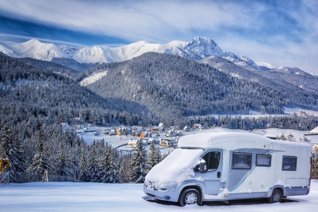 Tips For Staying Warm In RV During Winter